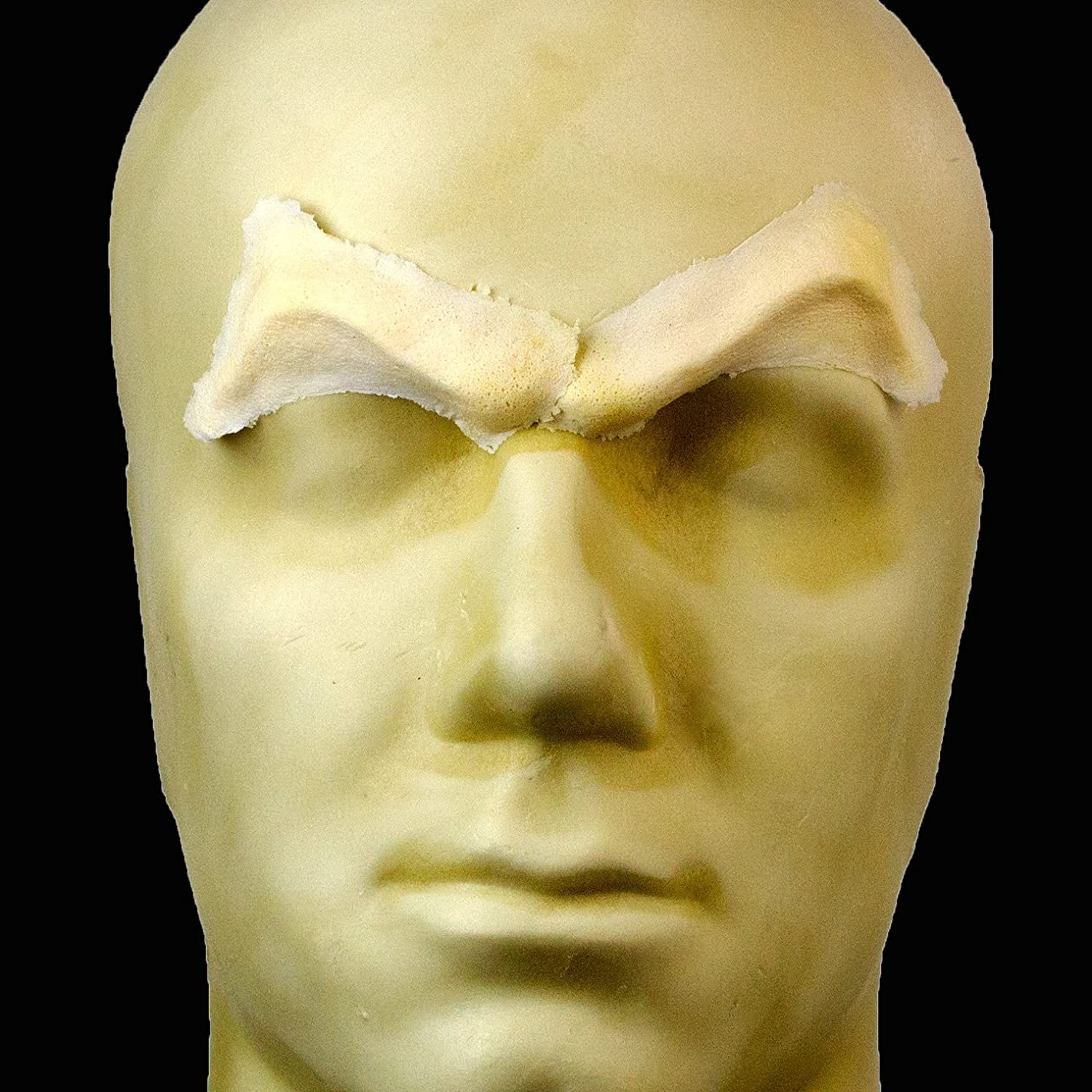 Makeup and Theater FX Rubber Wear Foam Latex Prosthetic Caveman Forehead FRW-043