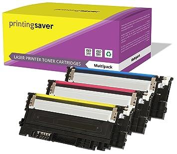 Printing Saver CLT-C404S, CLT-M404S, CLT-Y404S Cian (1) Magenta (1 ...
