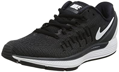 0832454a0a7b3 Nike Women s Air Zoom Odyssey 2 Running Shoe Black Anthracite Summit White 6