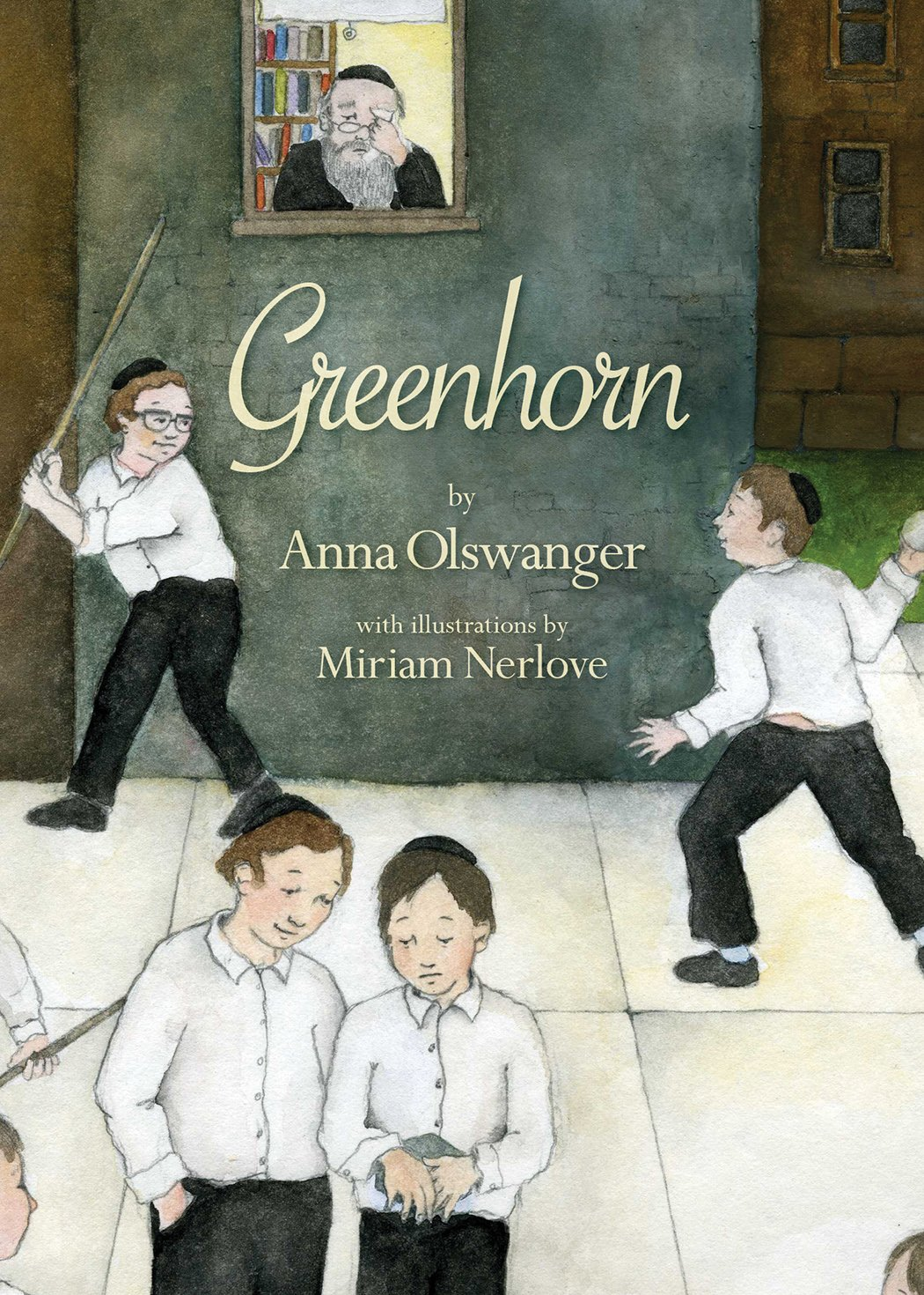 Image result for greenhorn olswager cover