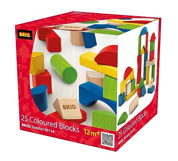 Brio - Juguete para apilar para bebés (BRI-30114) [Importado ...