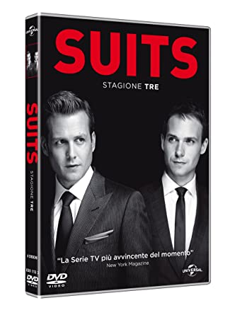 Amazon it   Suits Stg 3 (Box 4 Dvd): Acquista in DVD e Blu ray