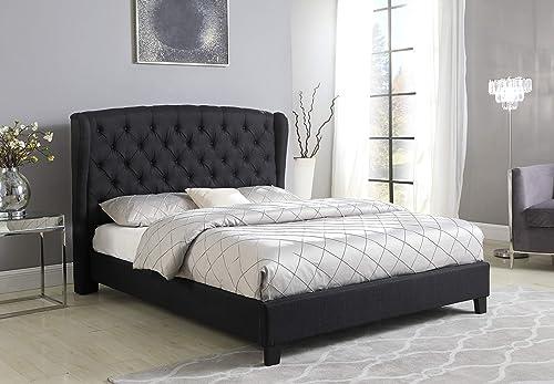 Master Furniture Yvette Upholstered Tufted