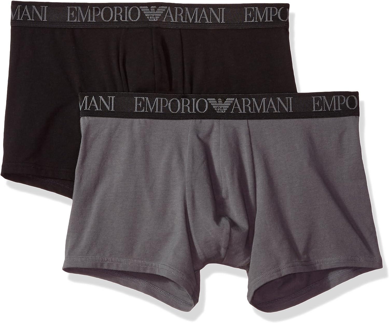 Emporio Armani Calzoncillos Modelo 111769-8P720-41720-2PACK