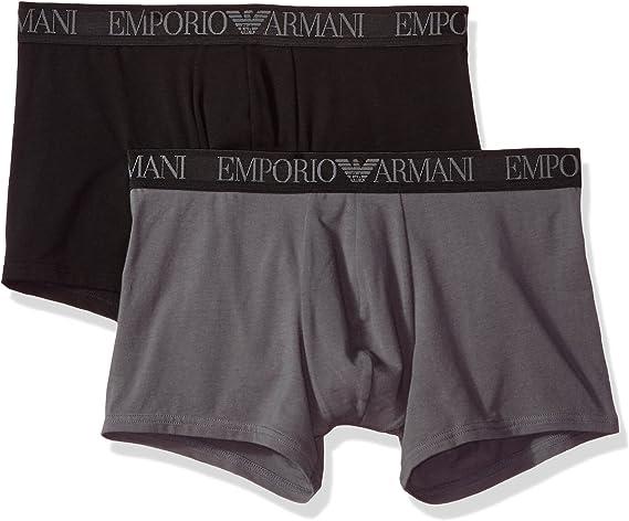 TALLA XL. Emporio Armani Calzoncillos Modelo 111769-8P720-41720-2PACK