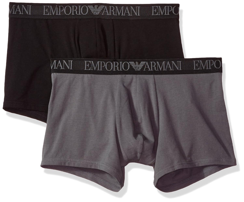 TALLA X-Large. Emporio Armani Calzoncillos Modelo 111769-8P720-41720-2PACK