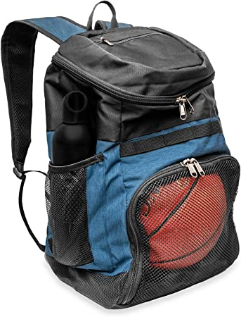 Xelfly Rugged Sporty Soccer Backpack