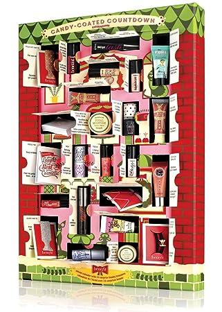 Benefit Weihnachtskalender.Benefit Cosmetics Candy Coated Countdown Adventskalender Mit