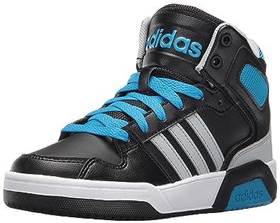 7ab16b2bcd0 Amazon.com | adidas Men's Bb9tis Mid (Little Big Kid) Sneaker ...