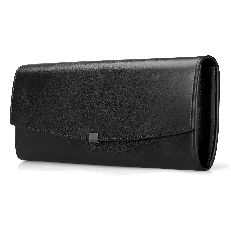 INJOYLIFE Clutch Handbags Leather Purse Handbag for Women