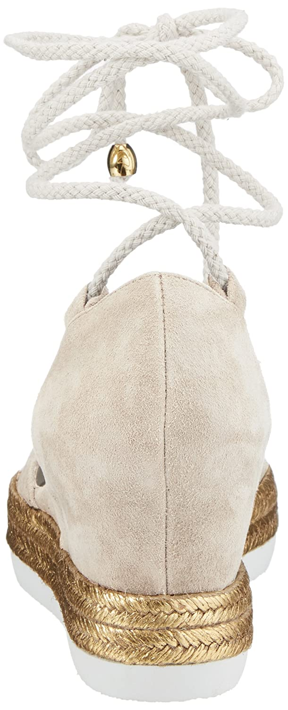 HÖGL (Cotton) Damen 5-10 4412 0800 PlateauSandale Beige (Cotton) HÖGL 6ada2f