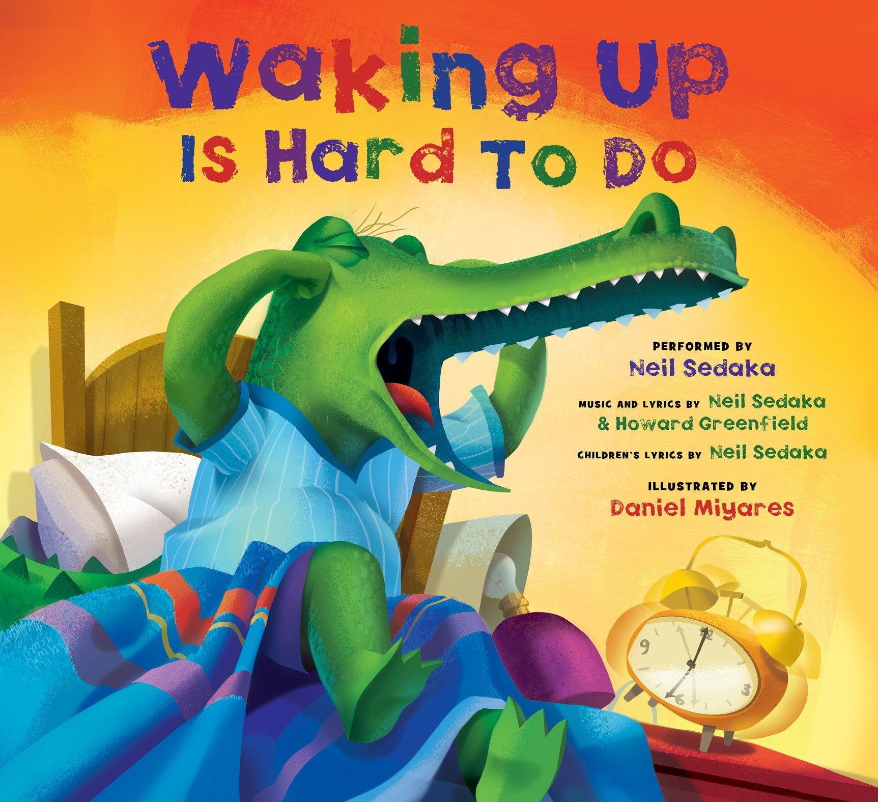 「waking up is hard to do」的圖片搜尋結果