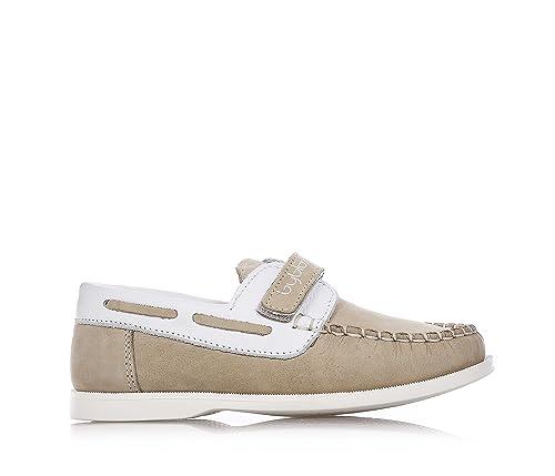 Byblos - Mocasines para niño beige Size: 24: Amazon.es: Zapatos y complementos