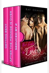 Best Friends to Lovers Volumes I-III Box Set: MMF Bisexual Ménage Romance Series Kindle Edition