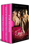 Best Friends to Lovers Volumes I-III Box Set: MMF Bisexual Ménage Romance Series