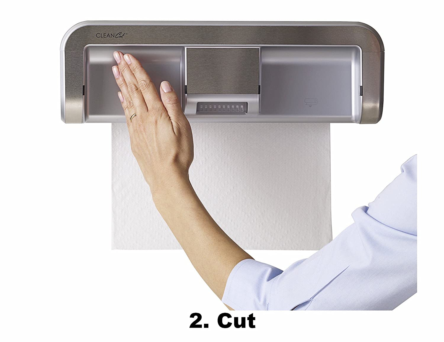 kitchen towel holder wall mounted. Amazon.com: Clean Cut Touchless Paper Towel Dispenser, White: Kitchen \u0026 Dining Holder Wall Mounted D