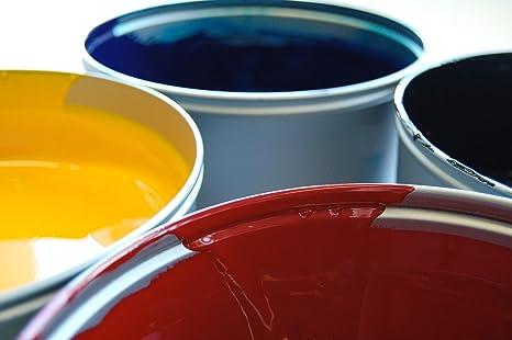 Pittura Per Esterni Grigia : Pittura per asfalto l per rivestimento asfalti e garage pvc
