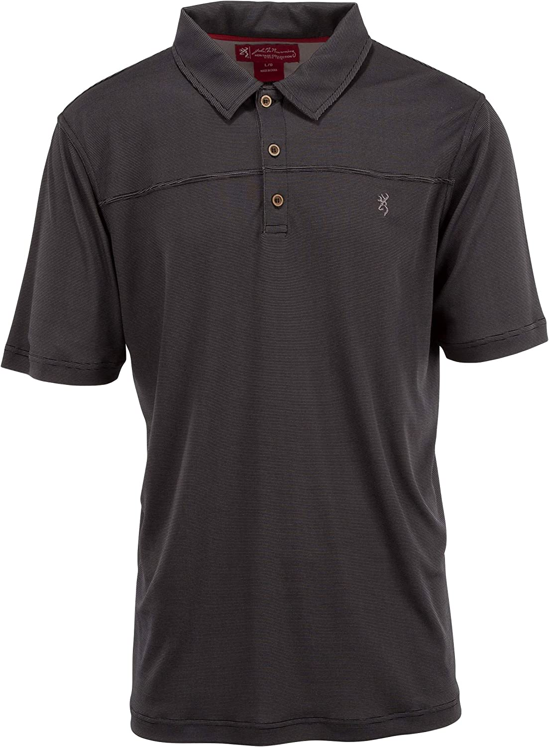 Browning Mens Berkshire Polo: Clothing