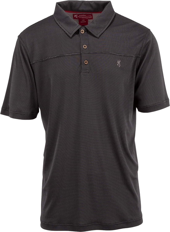 Browning Mens Berkshire Polo: Clothing