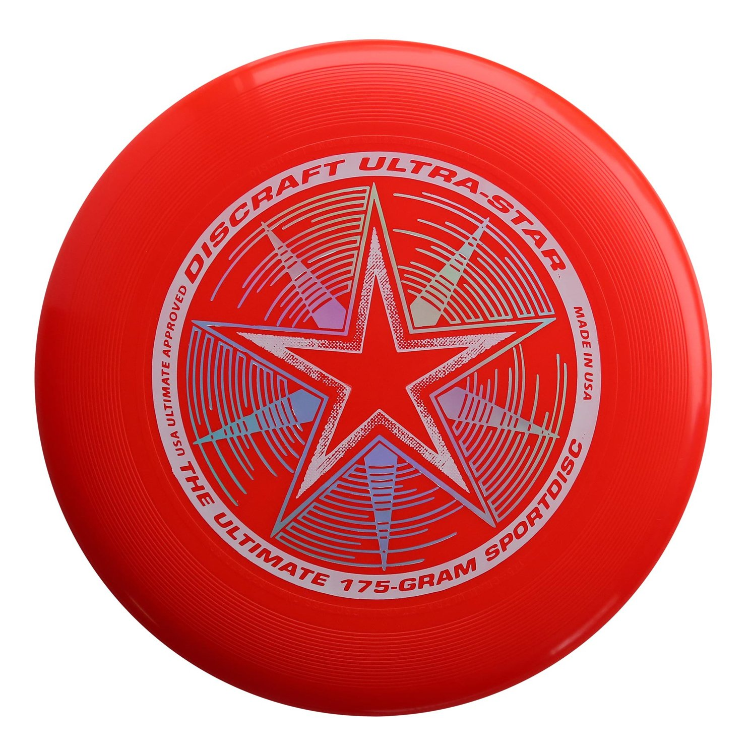 Discraft 175g Ultimate Disc Bundle (3 Discs) Red, White & Pink by Discraft (Image #2)