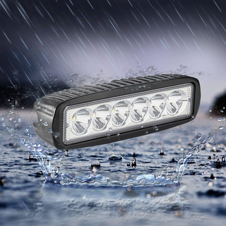 Led Light Bar Lumitek Remote Control Wiring Harness Kit 40A 12V ON//OFF Switch Relay for Driving Lights Fog Lights Bar/… 4333220755