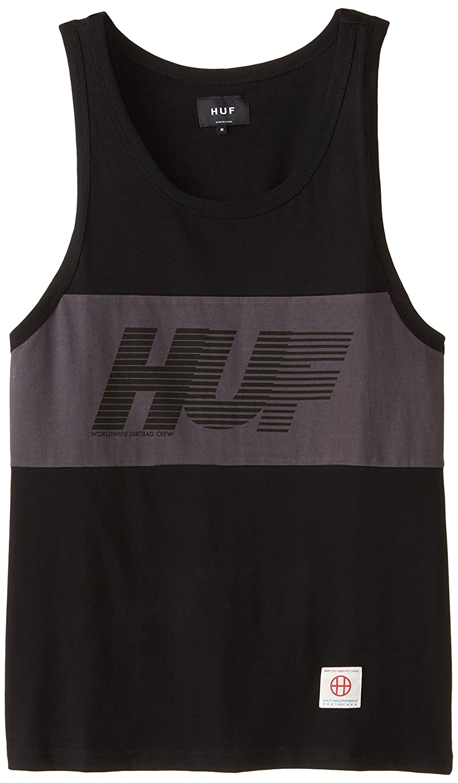 HUF Men's 10K Tank Top Jersey