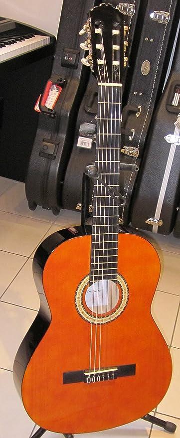 Pack Completo Guitarra Clásica E. Belmonte eb440 tradición española: Amazon.es: Instrumentos musicales