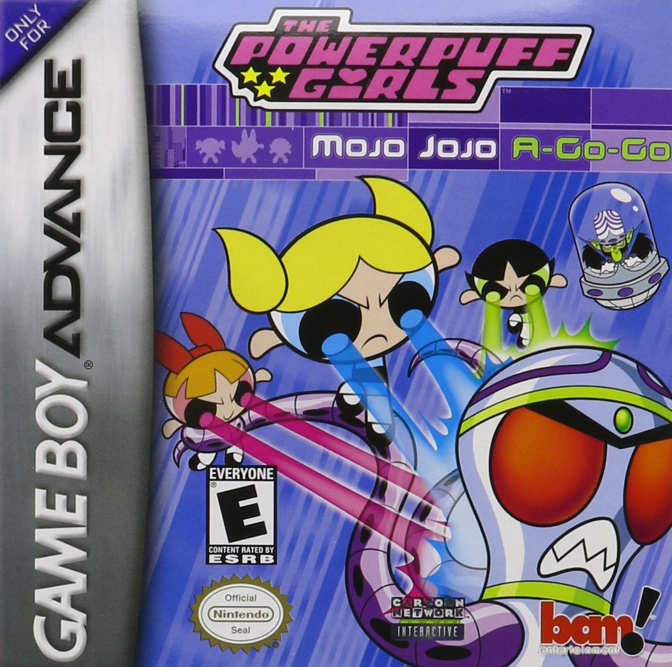 Powerpuff Girls Mojo JoJo A Go Go (輸入版) B00005MOMD