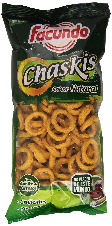 Facundo - Chaskis - Producto de Aperitivo Frito - 75 g: Amazon.es: Alimentación y bebidas