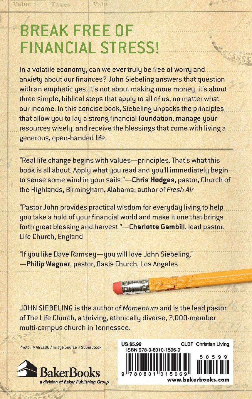 worry finances john siebeling com books