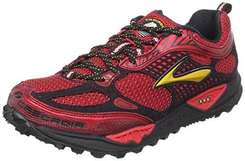 Brooks 110091 - Zapatillas de running para hombre, color rojo, talla 40: Amazon.es: Zapatos y complementos
