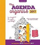 Mon agenda organisé 2017