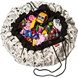 Play&Go OMY Colour Your Bag Toy Storage Bag