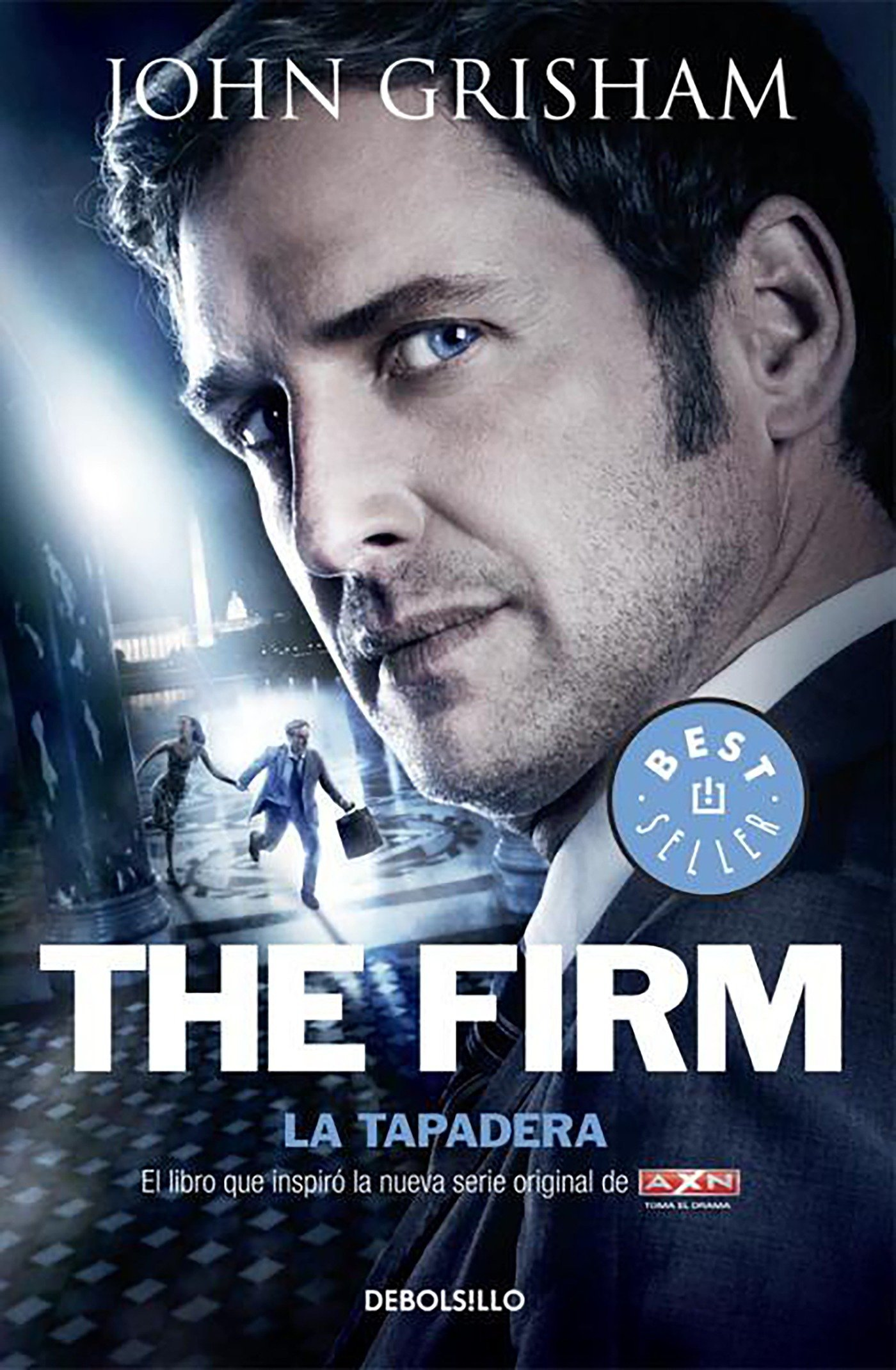 La tapadera / The Firm (Best Seller (Debolsillo)) (Spanish Edition):  Grisham, John: 9786073109079: Amazon.com: Books