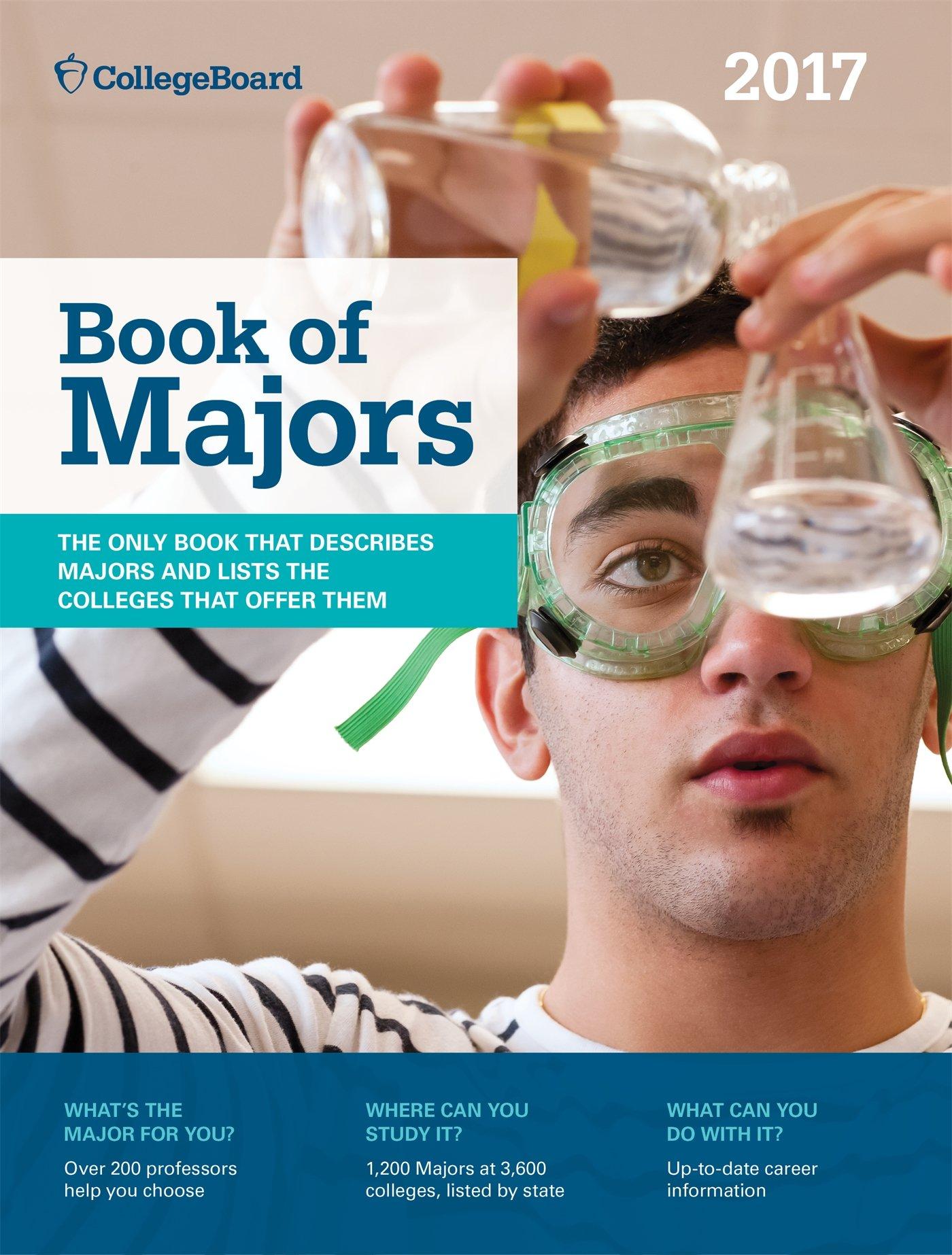 Book Majors 2017 College Board