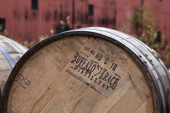 Amazon.com: Fine Art Print of Buffalo Trace Bourbon Barrel - Whiskey ...