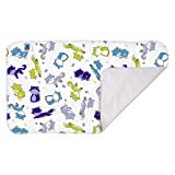 Planet Wise Waterproof Changing Diaper Pad, Foxy