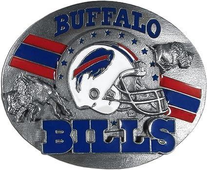 Siskiyou Gifts Co Inc NFL Unisex-Adult Belt Buckle