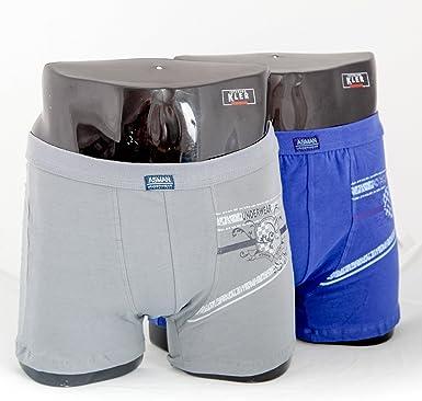 Asman- Boxer Hombre Algodon - Pack 2 Unidades- Danielstore (L ...