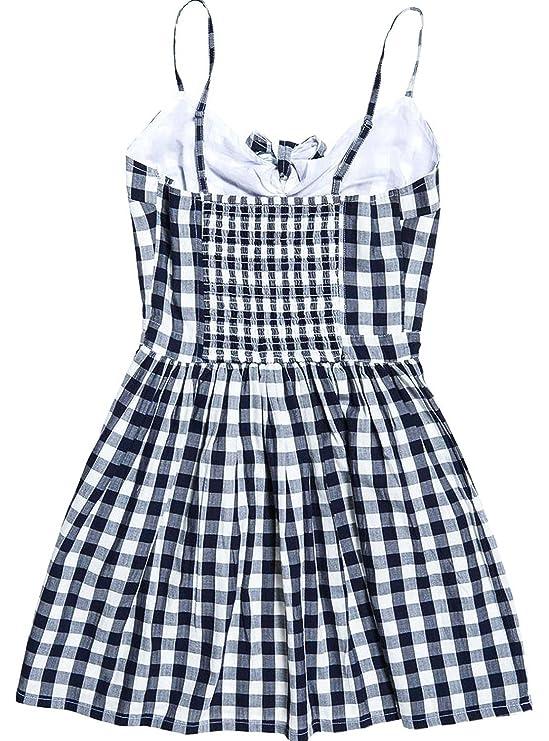 f14c6f9422 Superdry Alice Knot Dress G80004GQW Azul Marino L  Amazon.es  Ropa y  accesorios