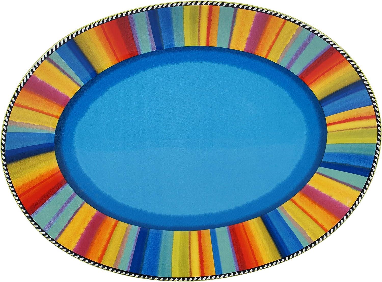 16 x 12 Certified International Sierra Oval Platter