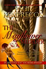 The Mayflower Murder (Aristotle Socarides series Book 5) Kindle Edition