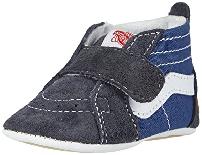 e1d10f621c Vans Baby Boys  Classic Slip-On (Infant Toddler) (4 M US Infant ...