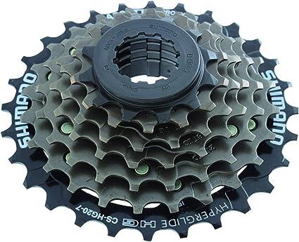 Shimano 12-32T CS-HG20-7 Speed MTB Bike Cassette Freewheel Cog With Remove Tool