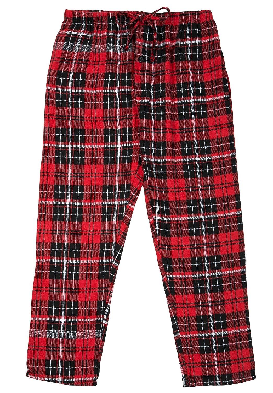 Pajama Lounge Pants North 15 Boys/%100 Cotton Flannel