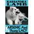 Arsenic and Young Lacy (The Marcia Banks and Buddy Cozy Mysteries Book 2)
