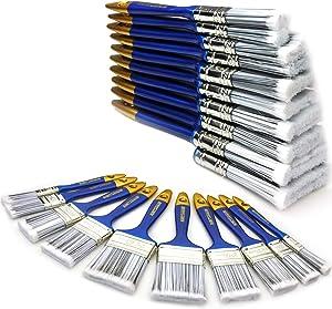 20 Piece Premium Paint Brush,Paint Brushes Set,Paint Brushes, paintbrushes ,Paintbrush,Multi use,multitools,Home Repair Tools,Tool Set,Tool kit,Home Tool kit