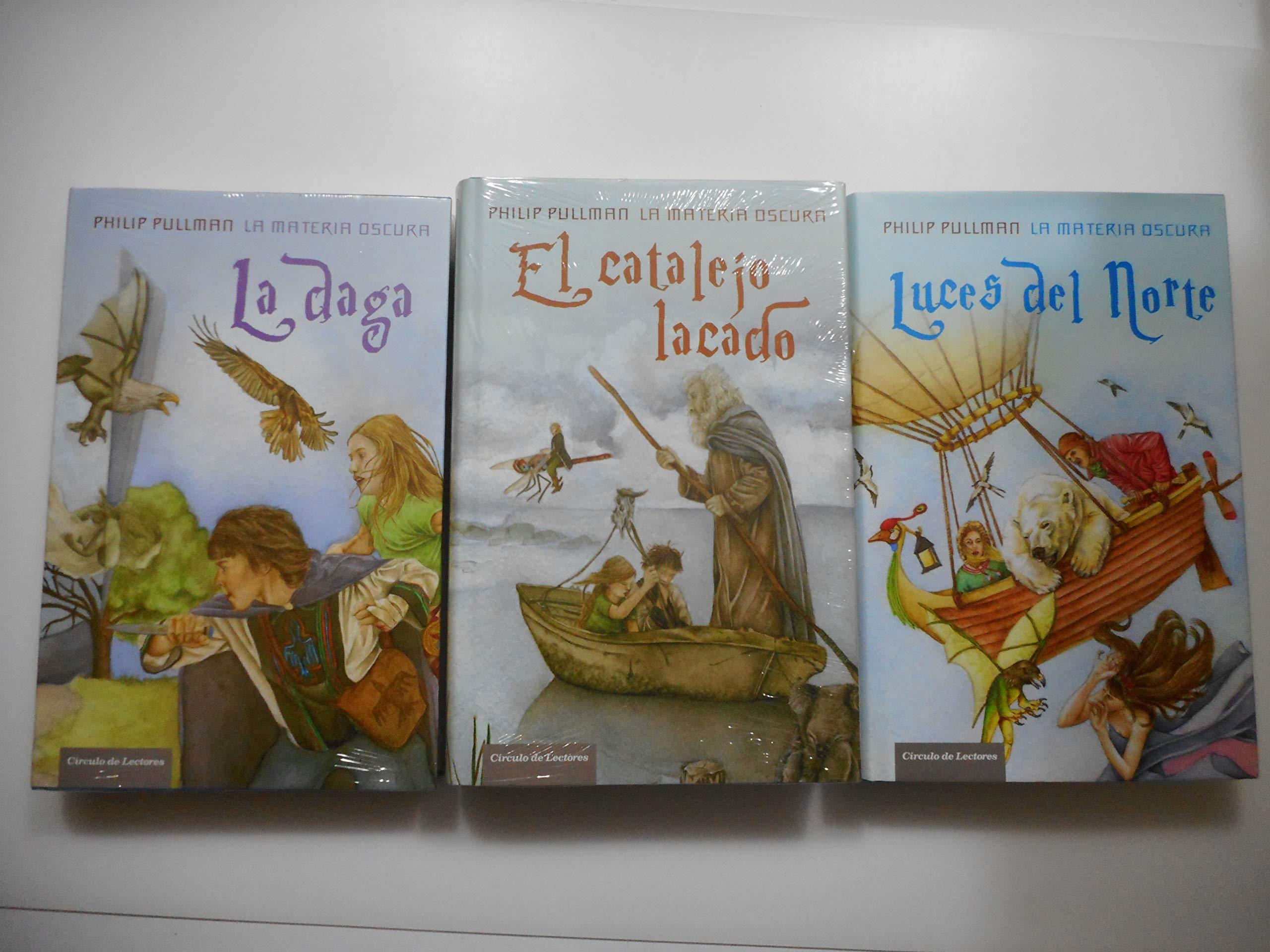 El catalejo lacado: tercera parte de la trilogía, tras Luces del Norte y La  daga: Amazon.es: Philip.- PULLMAN: Libros