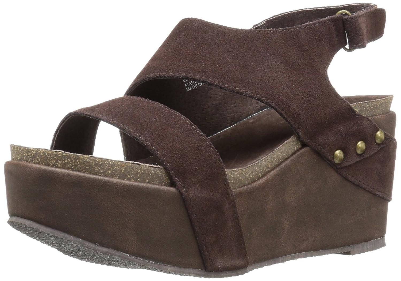 a006139699da Volatile Women s Avril Wedge Sandal free shipping - plancap.com.ar