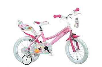 800fcaa1edfd6 Dino Bikes Disney Princess Vélo Fille sous Licence Regal Academy 16 Pouces-5  à 8